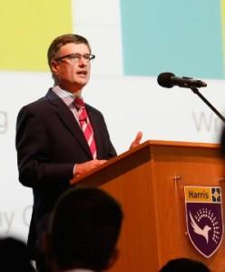 Rug salesman on £400,000 a year: Harris's Sir Daniel Moynihan