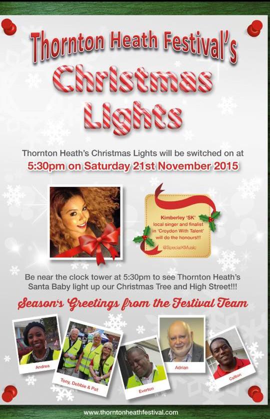 Thornton Heath lights
