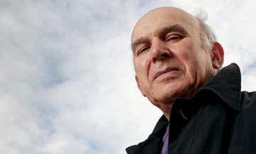 St Vince Cable: turned out for rowing club re-opening after it spent £100,000 Viridor grant. But what environmental objectives did this fulfill?