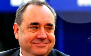 Alex Salmond: Tony Benn would have been 'burling in his grave'