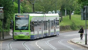 Lebanon Road trams