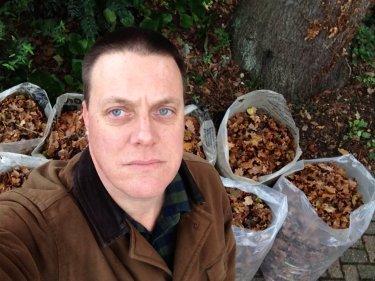 Croydon Tories' leader Tim Pollard: he really ought to do more composting