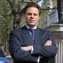 Przemek Skwirczynski: seeks a 'final solution' to civil wars in Middle East