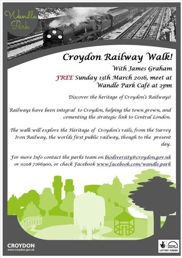 Croydon Railway Walk