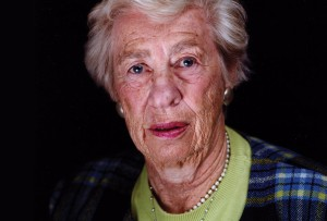 Eva Schloss: giving a Holocaust talk on Jan 19