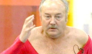 Splendid in spandex: George Gallloway's notorious appearance on Big Brother