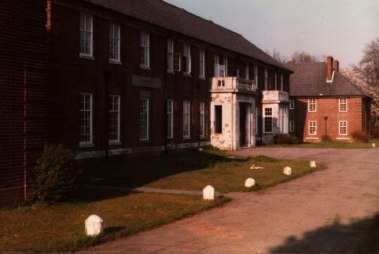 Soon to be turned into 75 new homes, RAF Kenley's Garde II-listed officers' mess