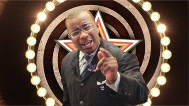 Big loser: Winston McKenzie