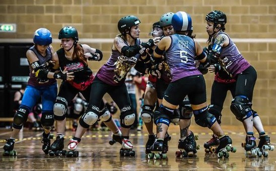 Croydon Roller Derby are ready for their 2016 season, and are looking for new recruits