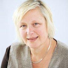 Sylvia McNamara: asking questions on behalf of Croydon pupils