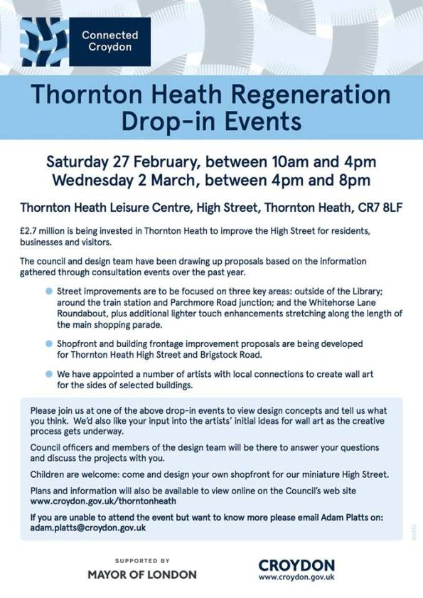 Thornton Heath meeting