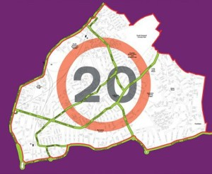 Motorists' body in High Court challenge to 20mph zones