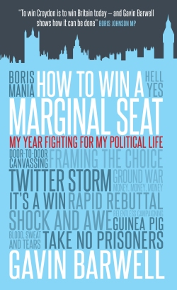 How To Win a Marginal Seat cover.indd
