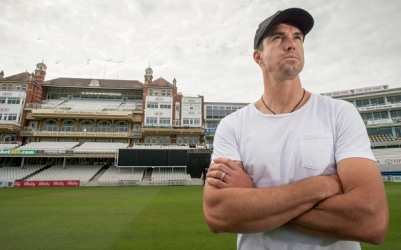 Kevin Pietersen is never that far away from The Oval