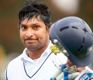 Kumar Sangakkara: one of the international stars signed to play at The Oval this season