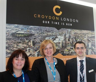 Grey Label's top team in Cannes for MIPIM 2015:
