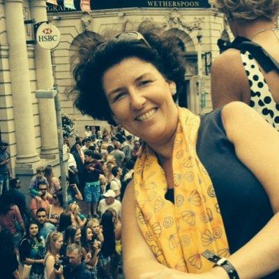 Brighton breezy: Paula Murray, Croydon's culture director