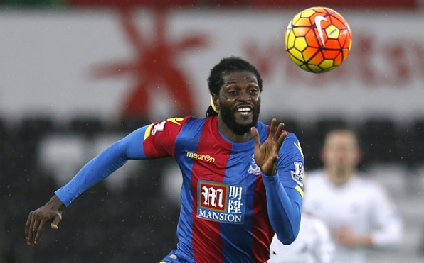 Emmanule Adebayor: disappointing return on goals