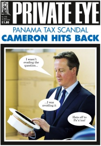 Private Eye April 15 2016