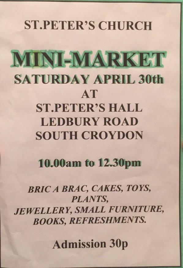 St Peter's Mini Market