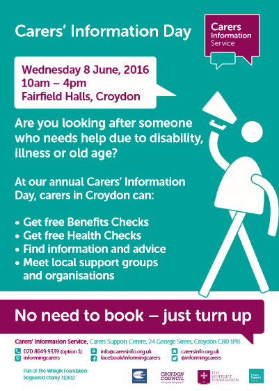 Carers' info day