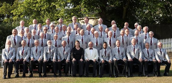 The Croydon Male Voice Choir has a busy few days next week, in Belgium and in south London