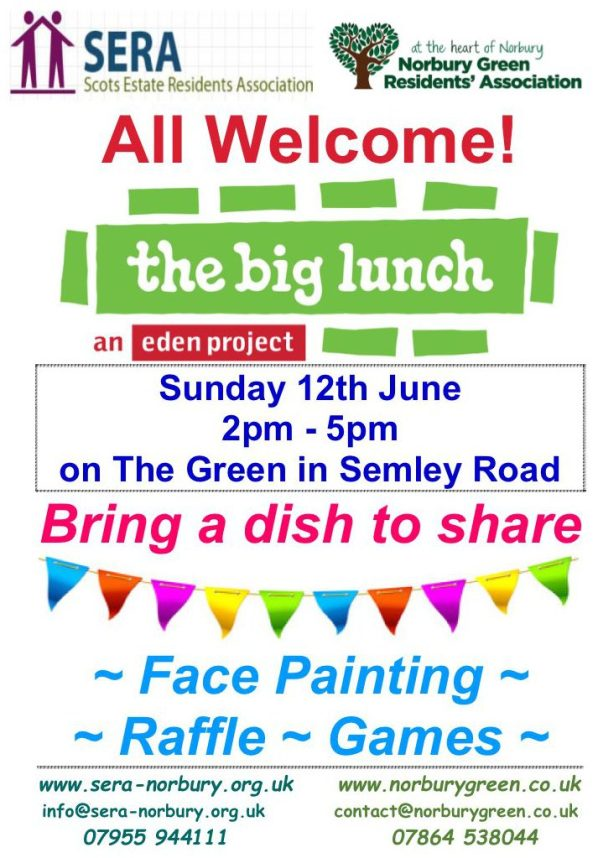 Norbury Big Lunch
