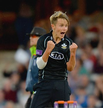 Because of injuries, Surrey may have to call up teenager Sam Curran in the middle of his A levels