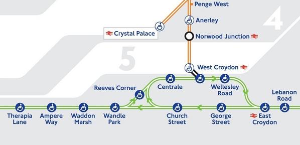 Tube Map 2016