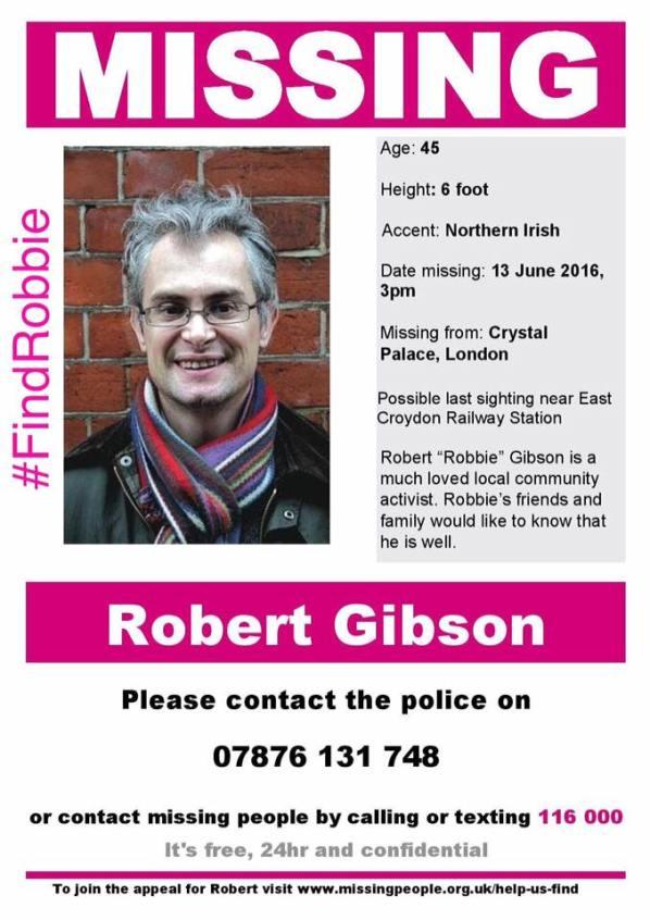 FIND ROBBIE
