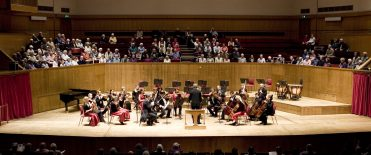 The London Mozart Players' performing at the Fairfield Halls