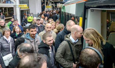The daily grind into work is being made worse by Southern management, according to allegations by one train driver