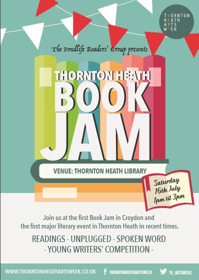 Thornton Heath book club 1