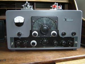 vintage radio transmitter