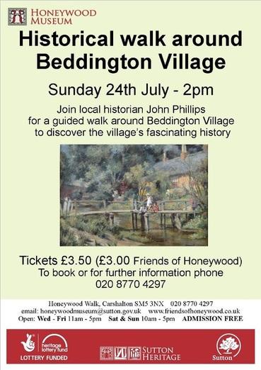 beddington-village-walk