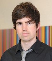 Mr Angry: former Sadertiser reporter Gareth Davies