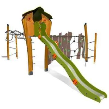 The New Playground In Couon Will Include A Range Of Exciting Equipment For Local Children