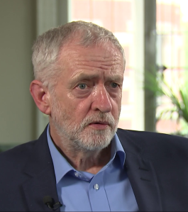 Labour Party leader Jeremy Corbyn: has the support of Croydon's members