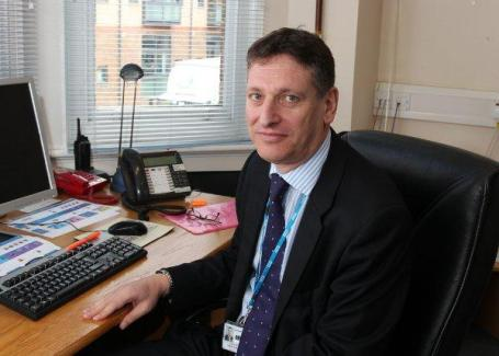 John Goulston of the Croydon NHS Trust: 'Balancing our books remains our greatest challenge'