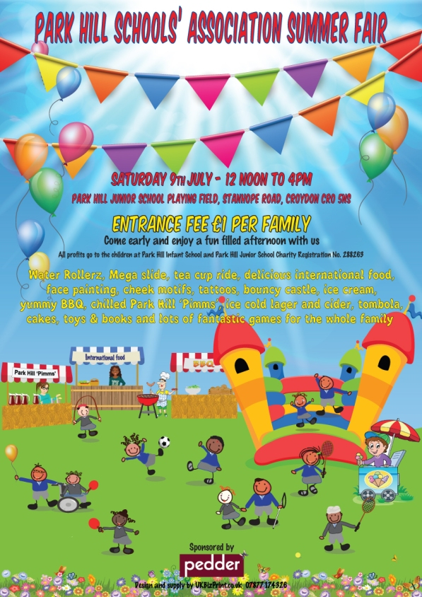 Park Hill School summer fair