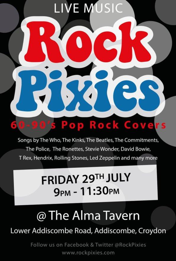 Rock Pixies