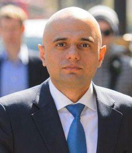 Barwell's new boss: Sajid Javid