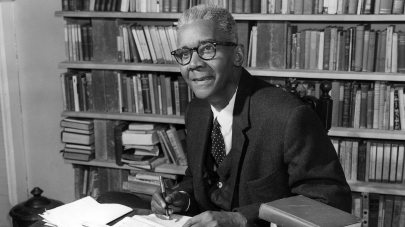 CLR James: One of the great writers of the revolutionary change in the 20th Century