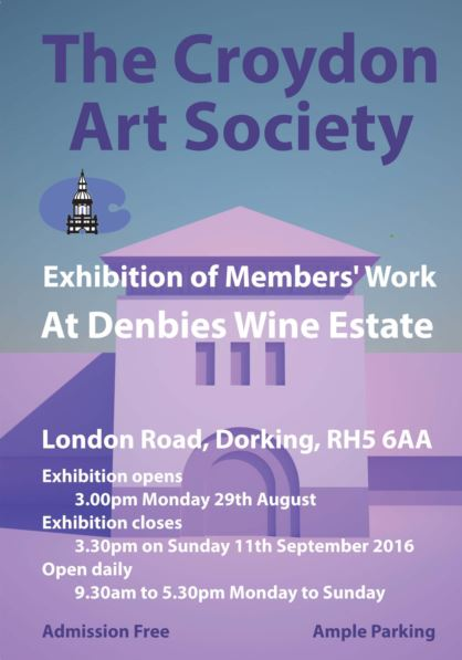 Croydon Art Society Denbies