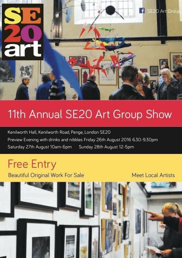 SE20 art show