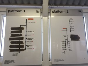How Southern's new timetable has impacted some south London commuter routes