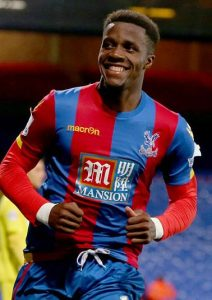 Wilfried Zaha: chairman has blocked any transfer move