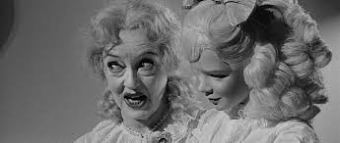 Bette Davis is Whatever Happened to Baby Jane?