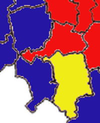 Mitcham and Morden, a wedge of red between the yellow of LibDems' Carshalton, and the blue of Tory Sutton and Cheam and Wimbledon seats, is to be erased from the electoral map