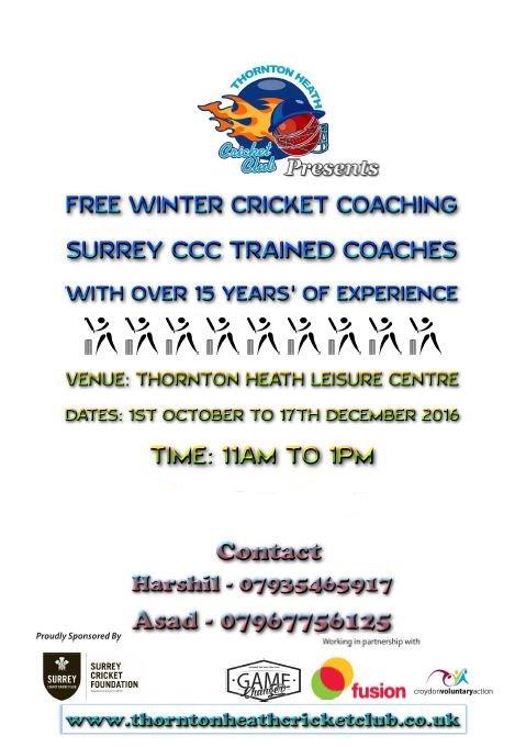 cricket-courses